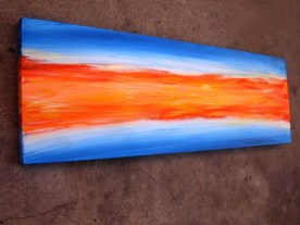 farenheit_orange_on_blue_sunset_commission_16_x40_abstract_paintings__858e3c4f